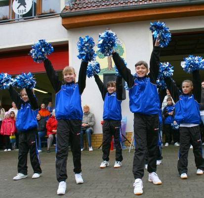 Lucky Charms beim Feuerwehrfrühlingsfest in Eichwalde