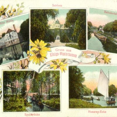 Postkarten aus Deutschland